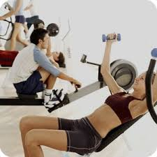 gym exercise pictures
