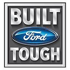 built ford tough t shirt