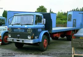 ford d series lorry