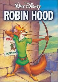 animated robin hood