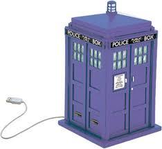 dr who tardis toy