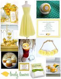 lemon wedding dress
