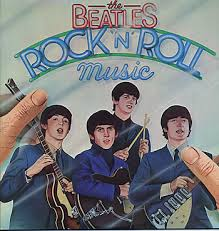 rock and roll beatles