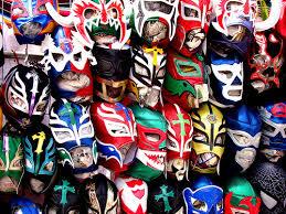 wrestlers masks