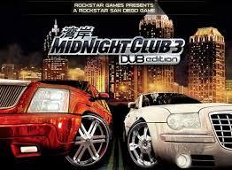 midnight club three