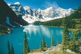 moraine lake pictures