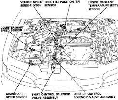 1993 honda accord engine