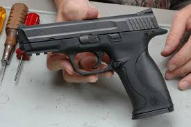 smith and wesson 9mm handgun