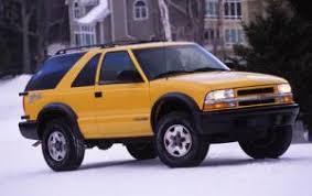 blazer vehicle