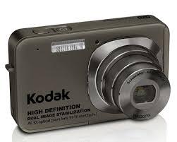 kodak touch screen cameras
