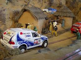 old scalextric