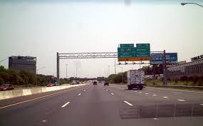 interstate freeways