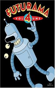 futurama volume 4 dvd