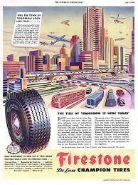 1950 car ads