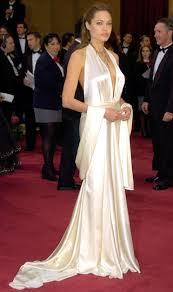 angelina jolie oscar dress