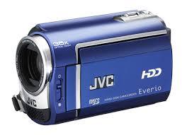 jvc everio cameras