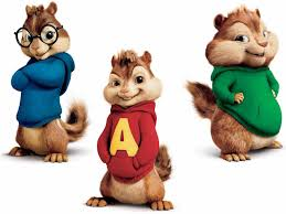 alvin in the chipmunk
