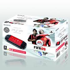 psp game fifa 09