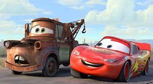 car disney movie