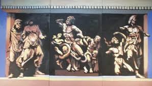 ancient roman murals