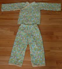 kimono pajamas