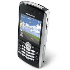 blackberry pearl 8100 white