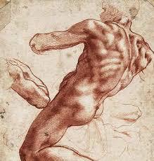 drawings of michelangelo