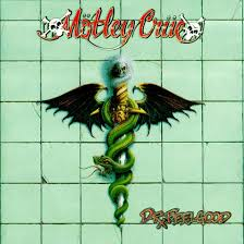 Motley Crue - Slice Of Your Pie