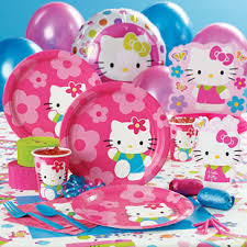 hello kitty party packs