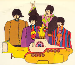 Beatles - Yellow Submarine (original Version)