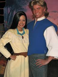 pictures of pocahontas and john smith