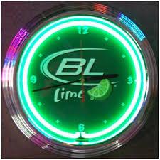 bud light clocks