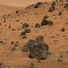 rock from mars