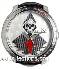 kc diamond watch