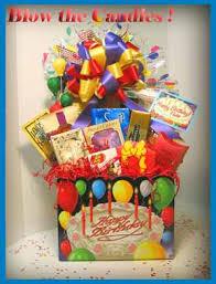 making gift basket