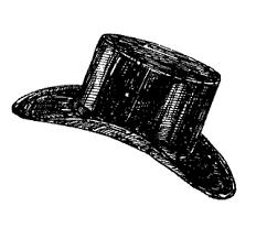 drawing hat