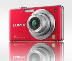 digital cameras lumix