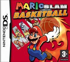 mario basketball ds