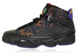 jordan six rings black