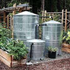 rain cisterns