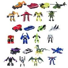 transformers minis