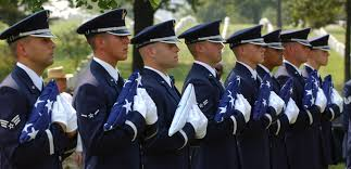 air force dress blue