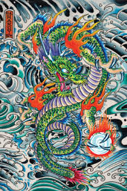 ed hardy dragon