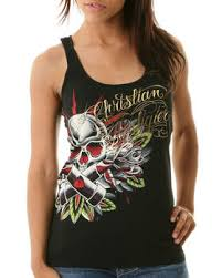 christian audigier tops