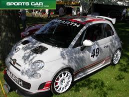 fiat rally car