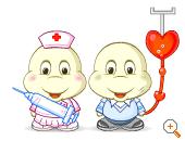 caricaturas de enfermeras