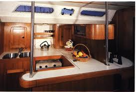 boats interiors