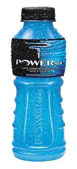powerade bottles
