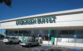 evergreen buffet