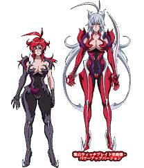 anime witchblade